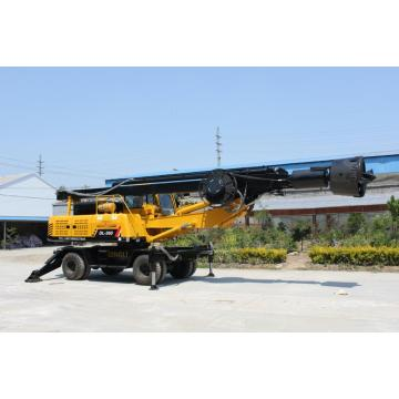 DL-360  wheeled drilling machine truck for sale