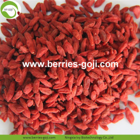 2017 New Harvest Dried Natrual Goji Berry