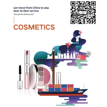 Cosmetics move from CHN to USA service