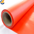 54 Inch Vinyl Fabric UV Resistant Orange