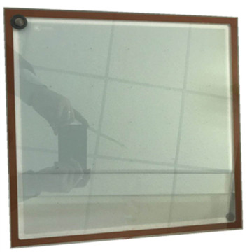 Tempered Low-E Vacuum Insulated Glass for Building Windows