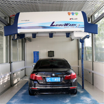 Leisuwash 360 automatic car wash bay dimensions