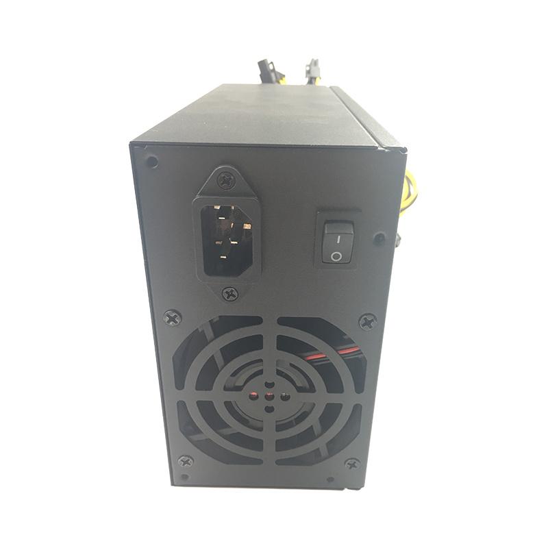 T.F.SKYWINDINTL 1600w pc power supply psu antminer S7 S9 L3+ D3 A4 A6 741 E9 miner machine server mining board psu bitmain apw3