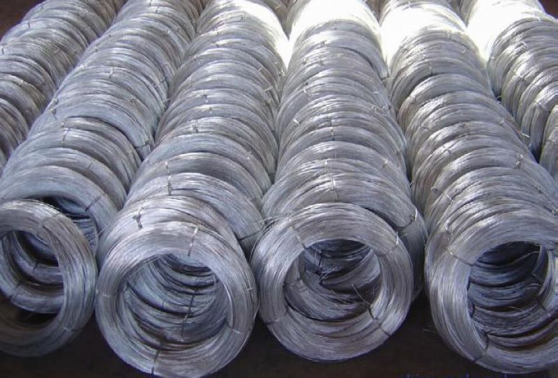 galvanized wire 9