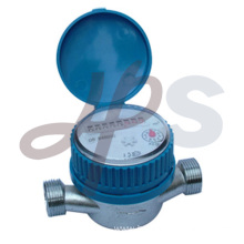 Brass Single-jet Water Meter