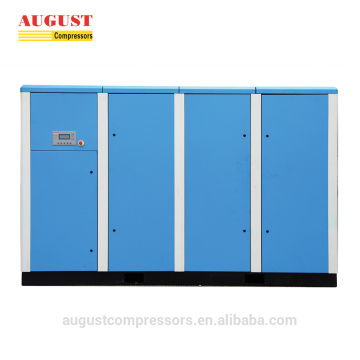 250KW/335HP 7 bar stationary air cooled Air compressor