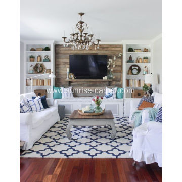 Hand-tufted Rug Fine Quality for Living Room