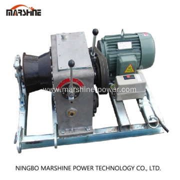 Export Electric Wire Rope Lifting Winch