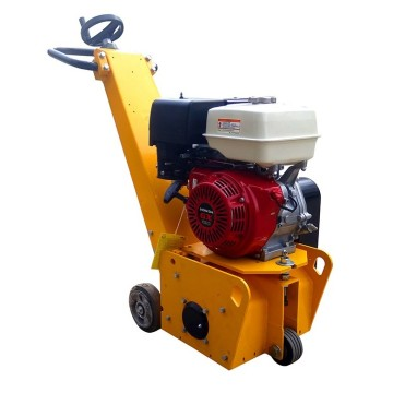 Low price hand push concrete scarifier price
