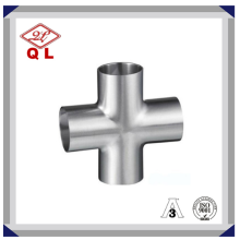 Stainless Steel Sanitary Welded Cross