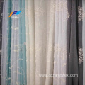 Textile Factory Embroidered Fabric Window Voile Curtain