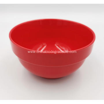 Eco-Friendly Compostable Ink-free Plant-based Tableware Bowl