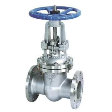 Stainless Steel  API Wedge Gate Valve