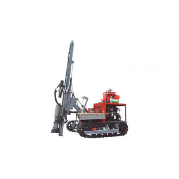 25m Hydraulic Separated DTH Drilling Rig