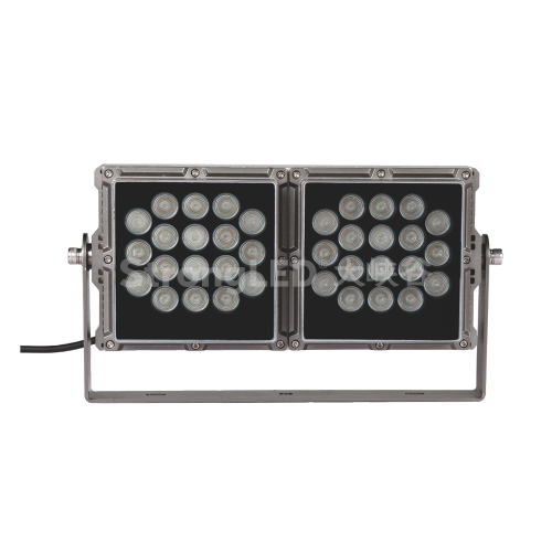 54W RGB+W DMX512 LED Flood Lights TF1D-1X2 AC