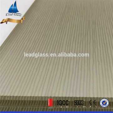 12.76mm Clear Tempered Laminated Glass