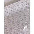 Leaf Design Nylon Spandex Lace