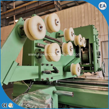 HV wire winding machine