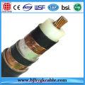 36KV Copper Conductor Aluminum Armouring PVC Sheath Cable