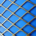 Small Hole Galvanized Expanded Metal Mesh