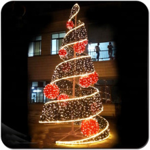 PEMASANGAN LIGHT CHRISTMAS COMMUNICATION