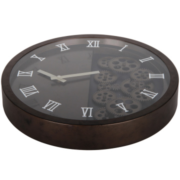 16 Inch Vintage Style Hanging Clock