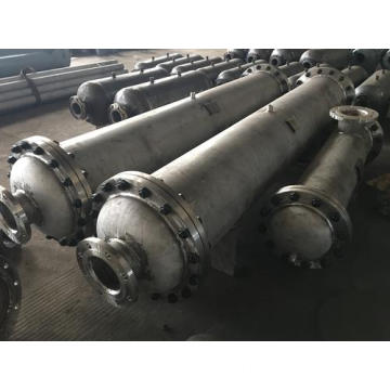 Gas to Water High Pressure Shell  Exchanger