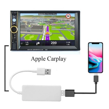 Carlink AndroidAuto Handsfree Музыкальный интерфейс CarPlay Dongle
