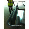 Stainless Steel Handrail for Outdoor and Indoor Use