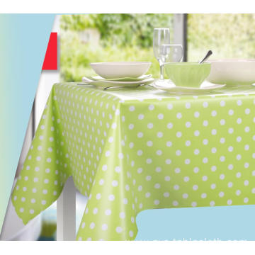 Elegant Tablecloth with Non woven backing Covers Nj