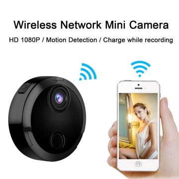 HDQ15 WiFi Mini Camera 1080P Full HD 12pcs Infrared Night Vision LEDs Motion Sensor DVR Micro Cam Video Audio Recorder Camcorder