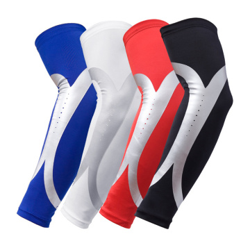 Professional high-elastic sports arm guard
