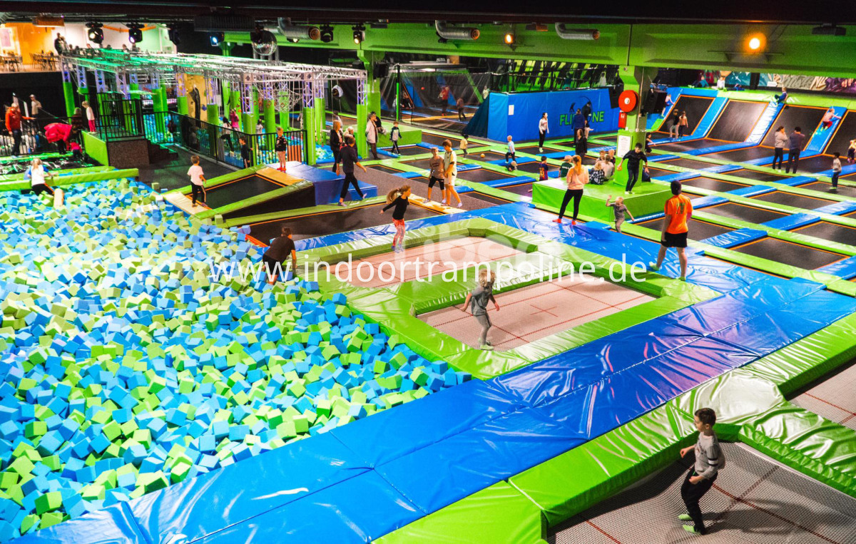 Norway indoor trampoline park