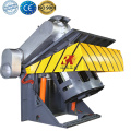 Scraps heavy steel melting crucible induction furnace