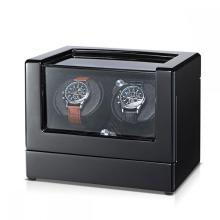 Watch Winder Black+Carbon Fiber