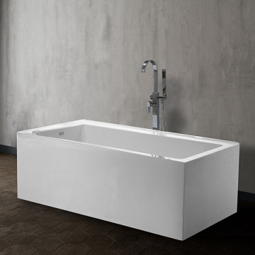Bathroom Corner Free Standing Acrylic Bathtub
