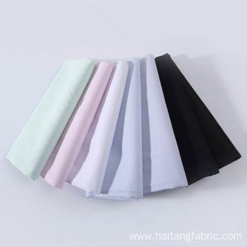 TC Dobby fabric Strip Fabric Suiting Shirting Polycotton