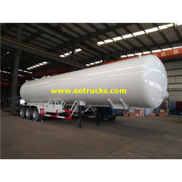 50m3 Bulk LPG Trailer Tanks