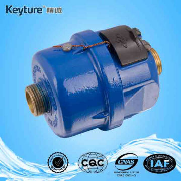 Brass Body Volumetric Water Meters