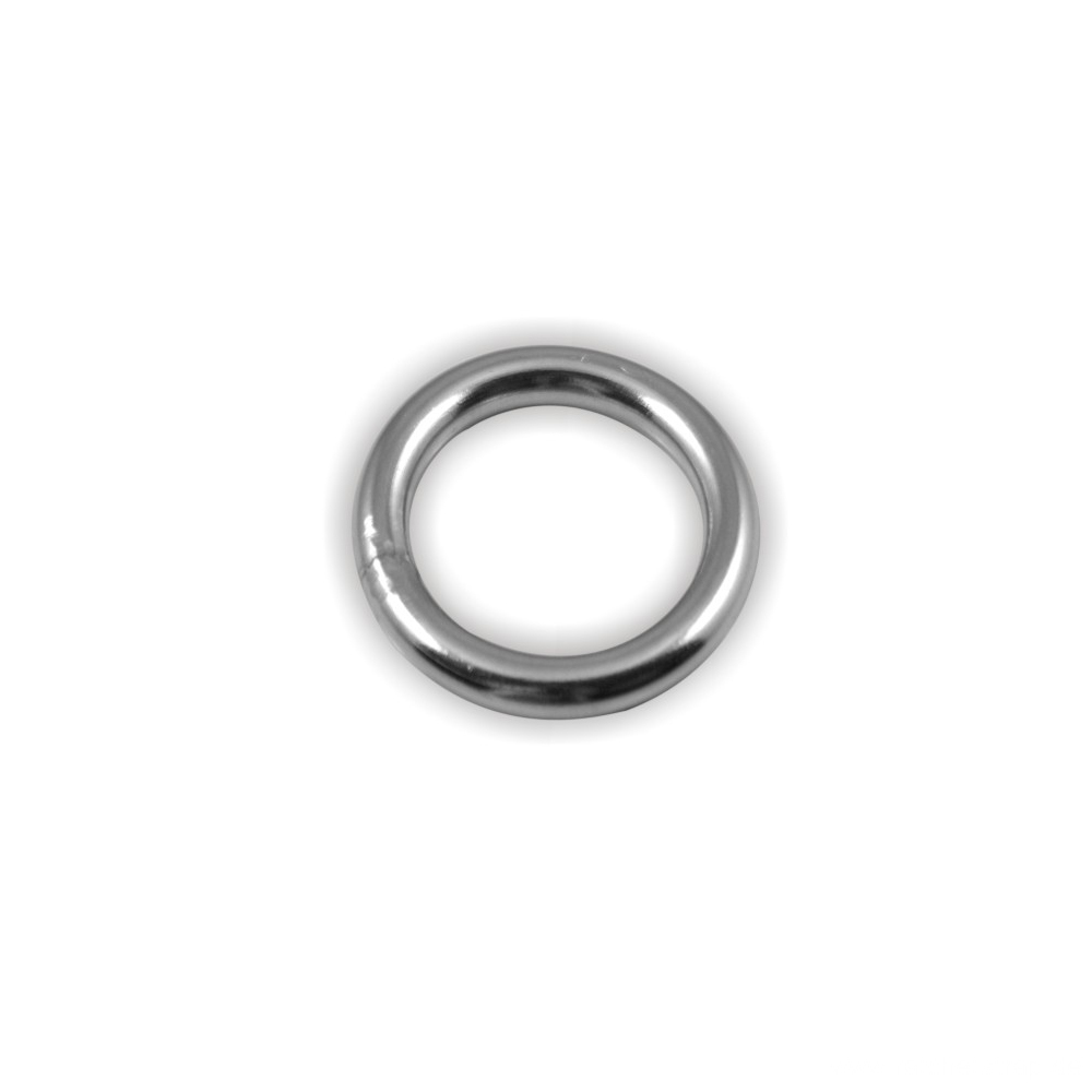 "2"" Stainless Steel O Ring with 5000KG Capacity"