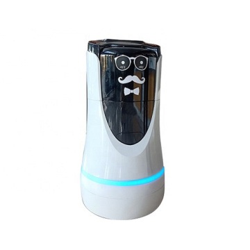 Intelligent Hotel Robot Multi-function