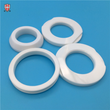 strong wearable ZrO2 zirconia ceramic ring loop