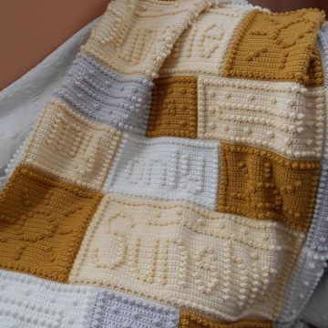 Wholesale Knitting Crochet Pattern For Baby Blanket