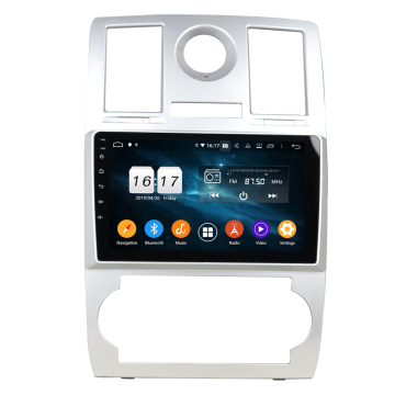new style Android stereo for CRYSLER 300C 2004