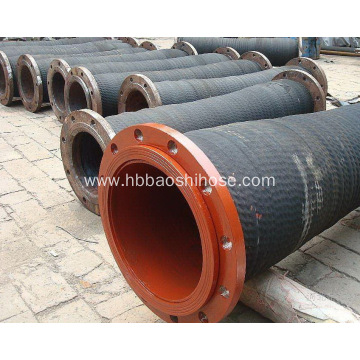Common Rubber Sludge Discharge Hose