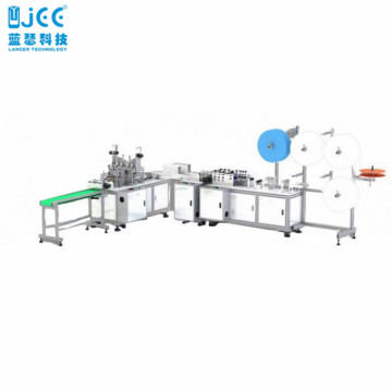 Servo System Automatic Disposable mask making machine