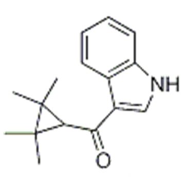 (1H-indol-3-yl)(2,2,3,3-tetramethylcyclopropyl)methanone CAS 895152-66-6