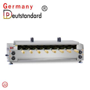 Germany brand new style machine chimney cake machine