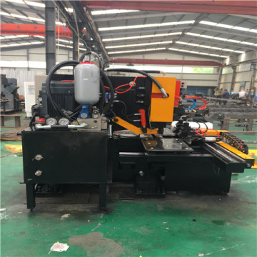 YBJ-80 Plate Punching & Marking Machine