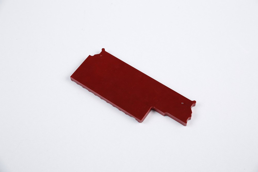 Anodized Aluminum CNC Milling Parts